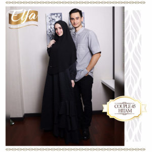 Couple 45 Hitam
