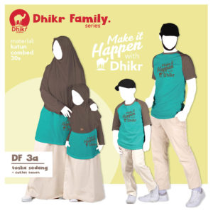 Dhikr Family DF-3a
