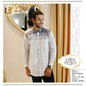 Kahfi 39 Soft Blue