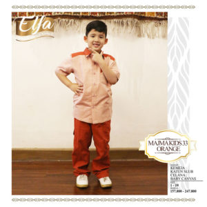 Majma Kids 33 Orange
