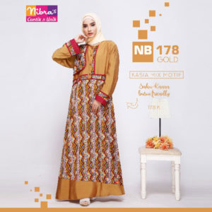 Nibras NB 178 Gold