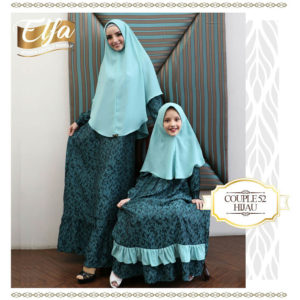 Couple 52 Hijau
