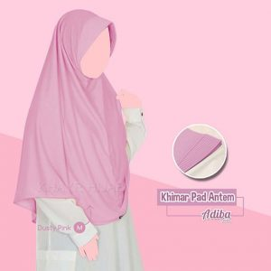 Adiba Dusty pink